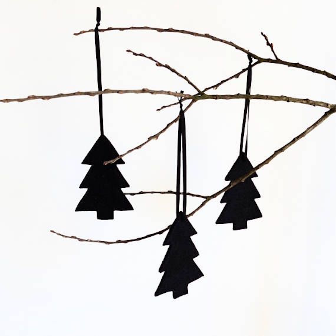 Minimalist Christmas.Minimalist Christmas Decorations From Etsy Bloom Clementine